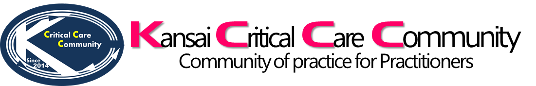 Kansai Critical Care Community